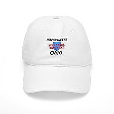 wapakoneta ohio - been there, done that Baseball Cap
