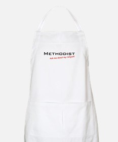 Methodist / Ask BBQ Apron
