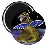 "Almost Heaven Angel 2.25"" Magnet (10 pack)"