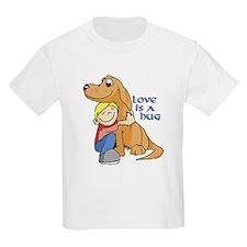 Golden Retriever Happiness T-Shirt