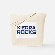 kierra rocks Tote Bag