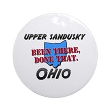 upper sandusky ohio - been there, done that Orname