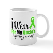 Lymphoma Courage Uncle Mug