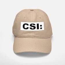 CSI Crime Scene Investigation Baseball Baseball Cap