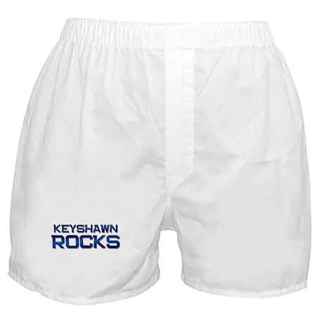 keyshawn rocks Boxer Shorts