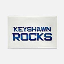 keyshawn rocks Rectangle Magnet