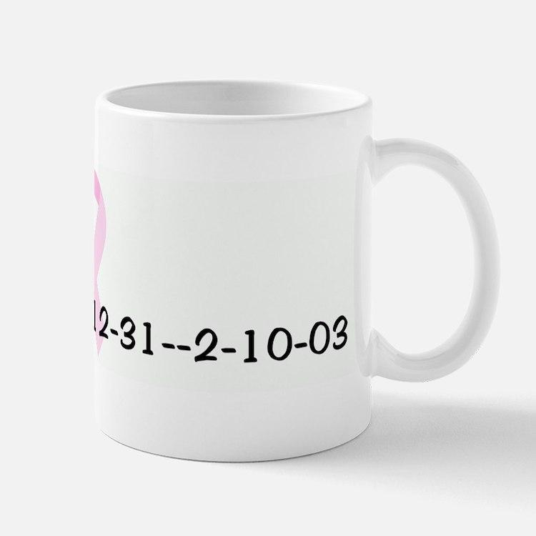 R.I.P Grandma. 6-12-31--2-10- Mug