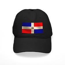 Dominican Flag Baseball Hat