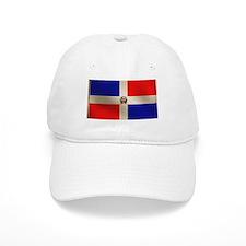 Dominican Flag Baseball Cap