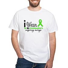 Lymphoma Courage Granddaughter Shirt