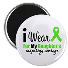 LymphomaCourageDaughter Magnet