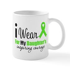 LymphomaCourageDaughter Mug
