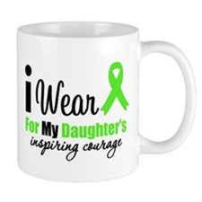 LymphomaCourageDaughter Mug