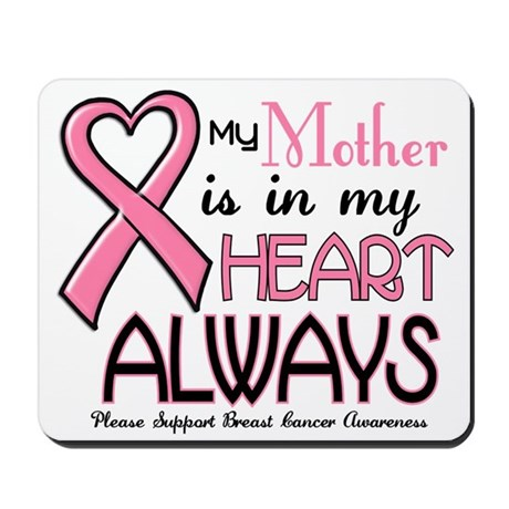 In My Heart 2 (Mother) Mousepad