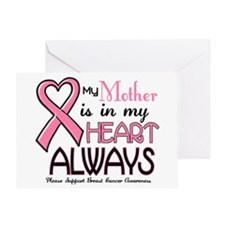 In My Heart 2 (Mother) Greeting Card