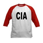 CIA Central Intelligence Agency (Front) Kids Baseb