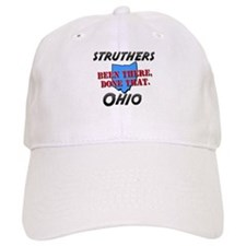 struthers ohio - been there, done that Baseball Cap