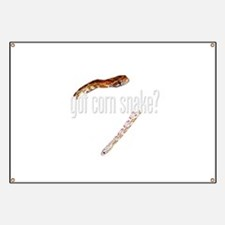 Got Cornsnake? Apparel Banner