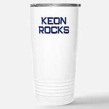 keon rocks Travel Mug