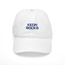 keon rocks Baseball Cap