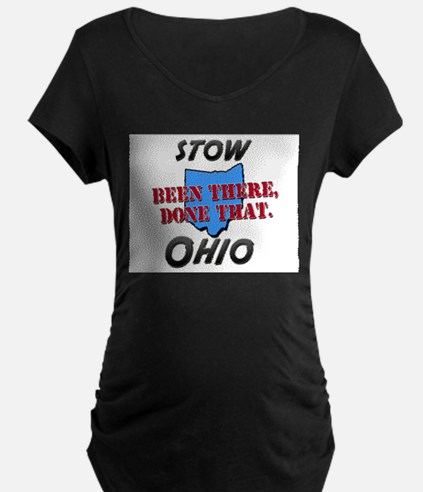 stow ohio - been there, done that T-Shirt