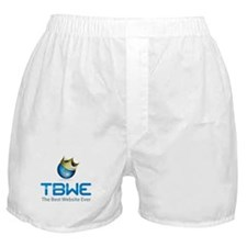 TBWE - The Best Website Ever Boxer Shorts