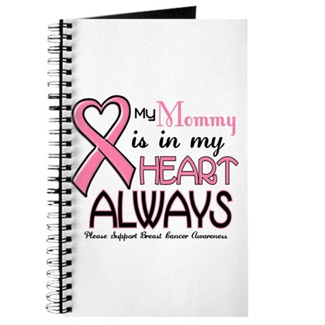 In My Heart 2 (Mommy) PINK Journal