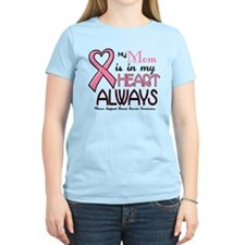 In My Heart 2 (Mom) PINK T-Shirt