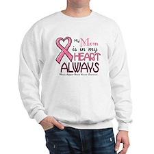 In My Heart 2 (Mom) PINK Sweatshirt