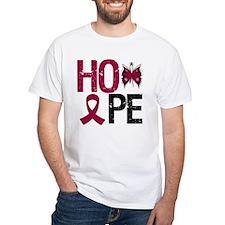 MultipleMyeloma Hope Shirt