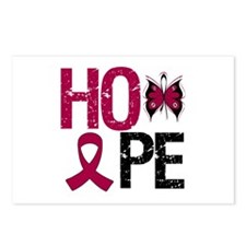 MultipleMyeloma Hope Postcards (Package of 8)