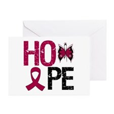 MultipleMyeloma Hope Greeting Cards (Pk of 20)