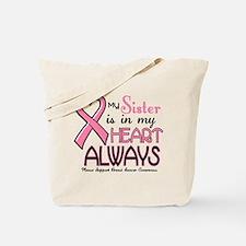 In My Heart 2 (Sister) PINK Tote Bag