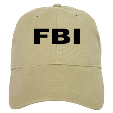 FBI Federal Bureau of Investigation Cap