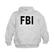 FBI Federal Bureau of Investigation (Front) Hoodie