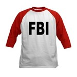 FBI Federal Bureau of Investigation (Front) Kids B