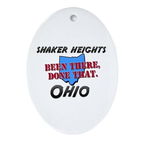 shaker heights ohio - been there, done that Orname