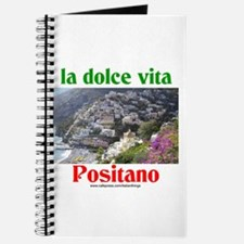 la dolce vita Positano Journal