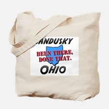 sandusky ohio - been there, done that Tote Bag