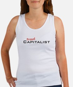 Proud Capitalist Women's Tank Top