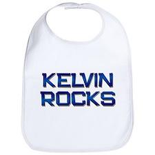 kelvin rocks Bib