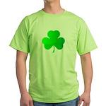 Bright Green Shamrock Green T-Shirt