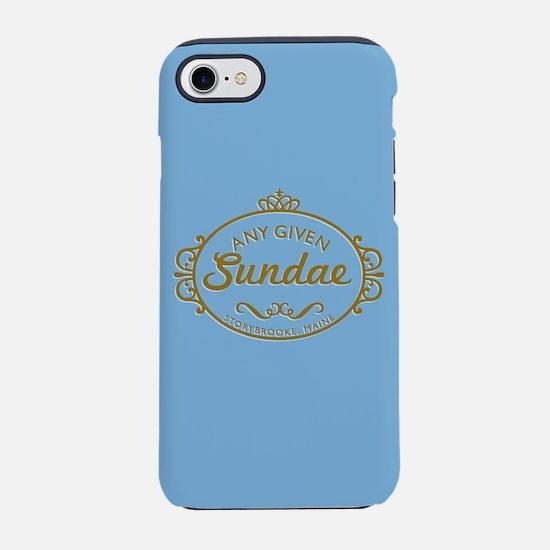 Any Given Sundae iPhone 7 Tough Case