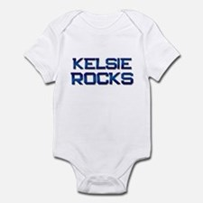 kelsie rocks Infant Bodysuit