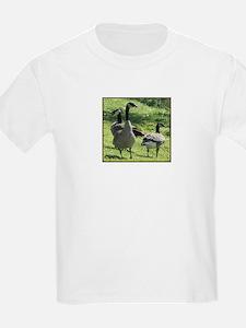 2-Geese - 2 T-Shirt