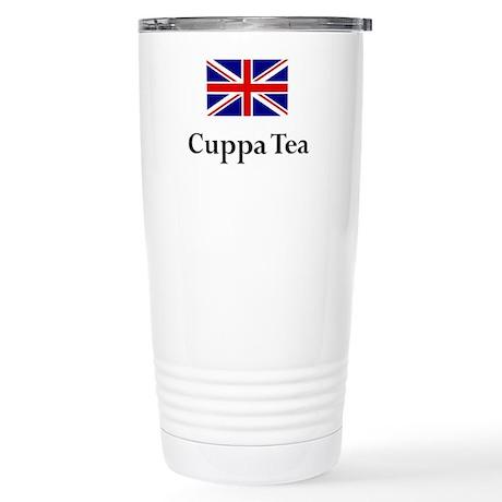 Union Jack Cuppa Stainless Steel Travel Mug