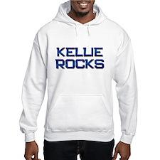 kellie rocks Hoodie Sweatshirt