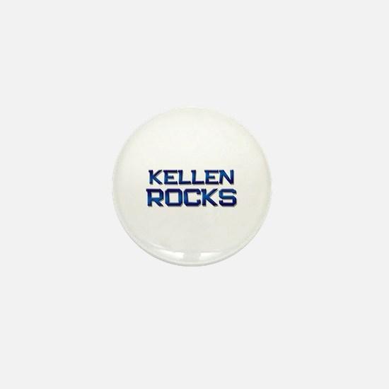 kellen rocks Mini Button