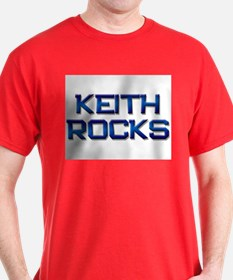keith rocks T-Shirt
