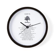 Mighty Oak Wall Clock